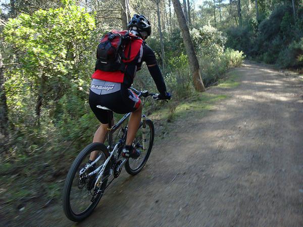 BBT - Bicicleta todo terreno en San Bartolomé de las Abiertas