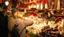 Mercadillos de Navidad en San Bartolomé de las Abiertas