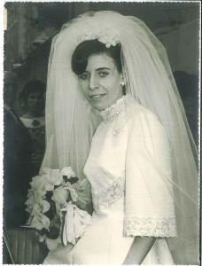 18 años en su boda