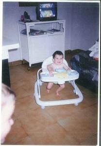 7 meses infancia