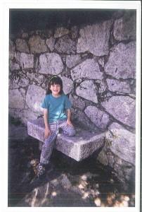 9 años niña