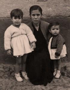 Bernarda Espinosa 1957