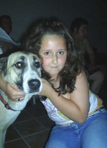 Diana Sotelo 12 años
