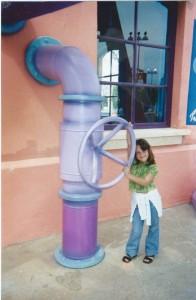 Diana Sotelo 7 años