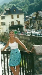 Yolanda Blanco 20 años Valle de Aran